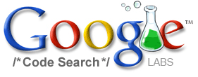 Google Code Search logo 2006