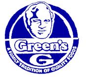 Green's 1st logo 1978-1991