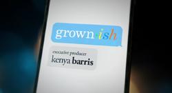 Grown-ish Executive Producer Kenya Barris