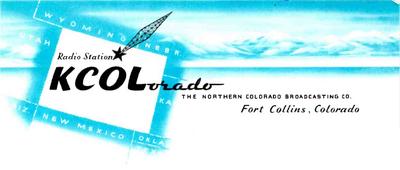 KCOL - 1947 -October 19, 1948-