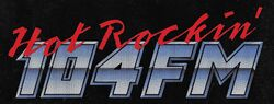 KJJO Hot Rockin' 104 FM