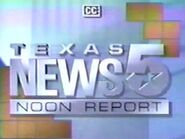 KXAS Noon Report 1989