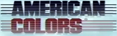 Logo American Colors 1994-1999