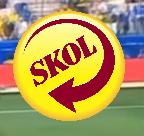 Logotipo de Oferecimento do Futebol na Globo (2012) Skol