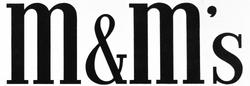 M&m's Logo 1941-1954