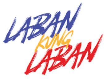 PBA Laban Kung Laban logo 2019