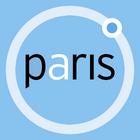 Paris logo 2005 con fondo