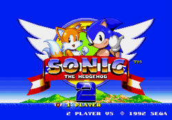 SonictheHedgehog2titlescreen1992