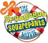 The SpongeBob SquarePants Movie Logo