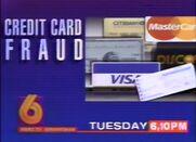 WBRC-TV Channel 6 Credit Card Fraud promo 1994