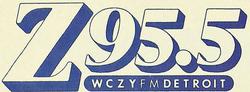 WCZY Detroit 1988
