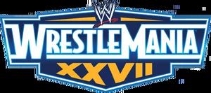 WrestleManiaXXVII