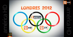 America TV (ID 2012) (Olymphics Londres)