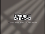 Cartoon Network Peguin Behind Bars incredit logo