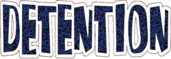 Detention logo