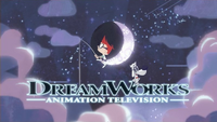 DreamWorks Animation Television Logo (The Mr Peabody And Sherman Show Variant)