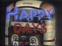 Happy Days 1983