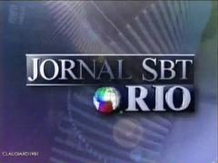 Jornal SBT Rio, 2009