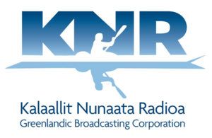 KNRlogo-Greenlandic Broadcasting