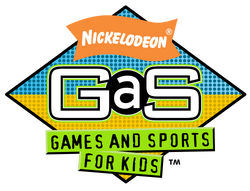 Nickelodeon Games and Sports for Kids logo (1999-2003)
