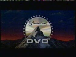 Paramount DVD (Rat Race ad)