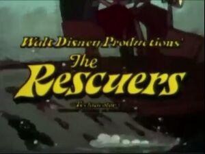 The Rescuers Disney (3226122)