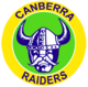 300px-Old Canberra Raiders logo