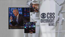 CBS Overnight News 2016