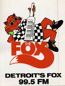 DETROIT'S FOX 99 5 FM logo