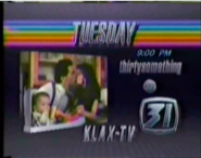 KLAX-TV Thirysomething Promo