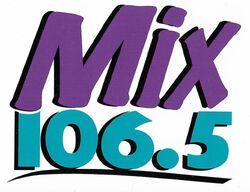 Mix 106.5 WWMX