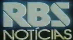 Rbs noticias logo 1983