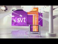 SVT1 ident 2008