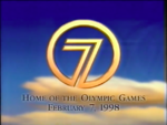 Seven 1996 Olympics ID
