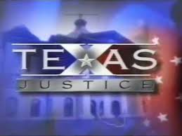 Texas Justice title card