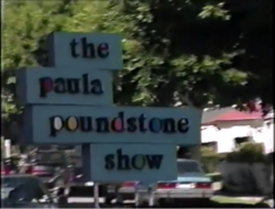 The Paula Poundstone Show Front