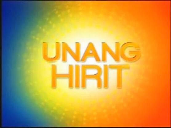 UnangHirit2009
