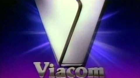 Viacom Productions sped up logo (1989)