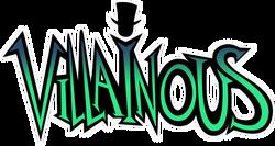 Villainous logo