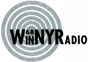 WNYR - 1960s -December 25, 1972-