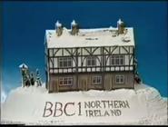 BBC One Northern Ireland Christmas 1987 ident