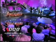 BBC Pebble Mill End Board 1994