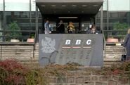 BBC Wales Studios 1990s