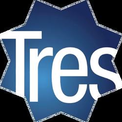 Canal Tres Rosario (Logo 2008)