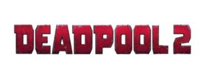 Deadpool 2 logo