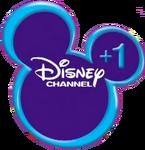 Disney Channel +1 (2002-2007) Logo