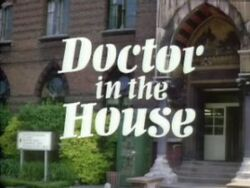 Doctor in the House title card
