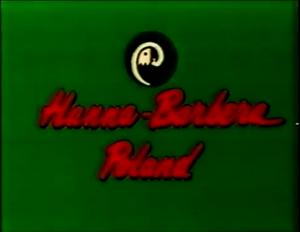 Hanna Barbera Poland Cheesy Logo