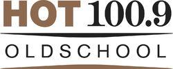 Hot 100.9 logo