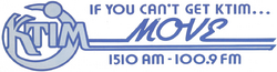KTIM FM San Rafael 1980